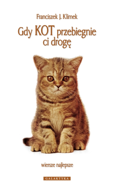 Gdy Kot Przebiegnie Ci Drogę Franciszek Jklimek